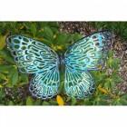 """""""Kenningsly Park"""" Cast Iron Butterfly Garden Sculptures"""