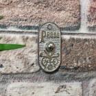 Traditional door chime for front door