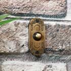 Beautiful Antique Bronze finish door bell