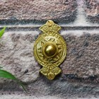 Classical designed door bell push button