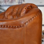 Close-up o fthe Back of the Chair