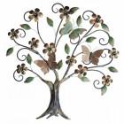 Butterfly Tree Wall Art