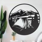 Camping Wall Art