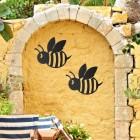 Collection of Cartoon Bee Wall Art