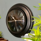 "The""Roman Emperor"" Wall Clock"