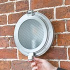 Classic Bulk Head Style Wall Mounted Light to Scale