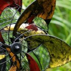 Butterfly Design on the Windspinner