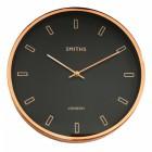 Contemporary Copper Wall Clock