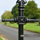 Copper Harrogate Lamp Post 2.25m Ladder Bar Block