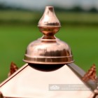 Finial on top of the Lantern