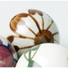 Hand Painted ceramic Balls