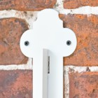 Close-up of the Design of the Wall Bracket