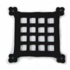 Grill (Flat) Black