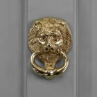 Door Knocker (Dorchester Lion)