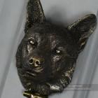 Corgi Dog Door Knocker