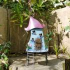 Fairy Flower House Ornament