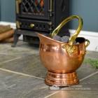 """""""Windsor"""" Coal Bucket in Situ"""