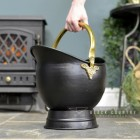 """Countess"" Coal Bucket to Scale"
