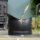 Side View of the Coal Bucket