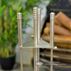 Contemporary Stainless Steel Handles