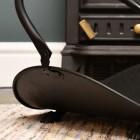 detailed image of black log holder