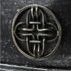 Detailed image of Celtic design element