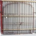 """""""Eltham Manor"""" Traditional Iron Entrance Gate"""