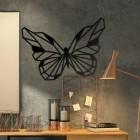 Wall Art Contemporary Butterfly Design