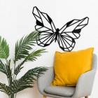 Geometric Butterfly Wall Art
