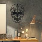 Geometric Skull in Full