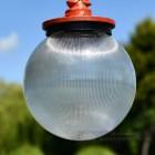 Glass Globe Luminaire