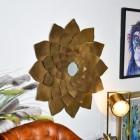 Golden Flower Mirrorin Situ in the Home