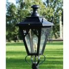 Large Black Gothic Lantern
