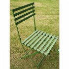 Square Chair from the Garden Furniture Collection