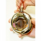 Gnome Whiskey Flask