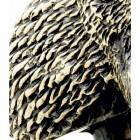 Antique Finish Hedgehog Garden Tap