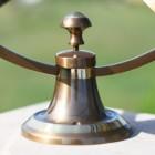 Sturdy Brass Base