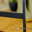 Close-up of the Smooth Black Finish
