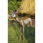 """Buckington"" Impala Garden Sculpture"