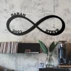 Infinity Loop Wall Art