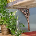 Iron Bridge Small Antique Copper Finish - Small 22 x 22cm