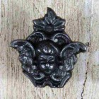 Fairy Cabinet Knob Created From Iron