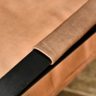 Close-up  ofthe Arms on the Chair