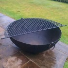Kadai Fire Bowl Grill - 137cm (Grill Only)