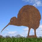 Rustic Kiwi Silhouette