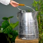 Large Traditional Unpainted  Buckby Watercan to Scale