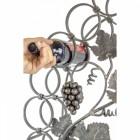 'Adderwood' Large Vineyard Wine Rack