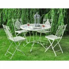 """Aunt Hilda"" Large Luncheon Furniture Set"