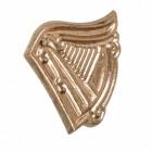 Irish Harp Post and Parcel Box