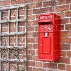 Redford Keep King George Wall Mounted Post Box